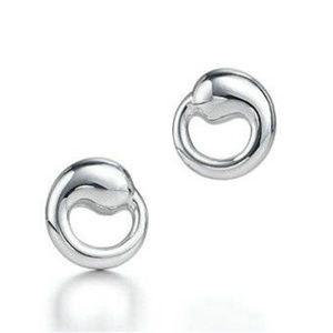 Tiffany & Co Elsa Peretti Eternal Circle Earrings